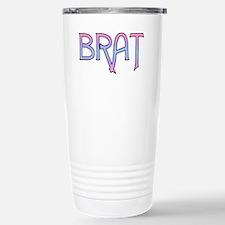 Brat Stainless Steel Travel Mug