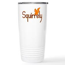 Squirrely Travel Mug