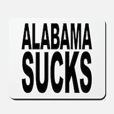 Alabama Sucks Mousepad