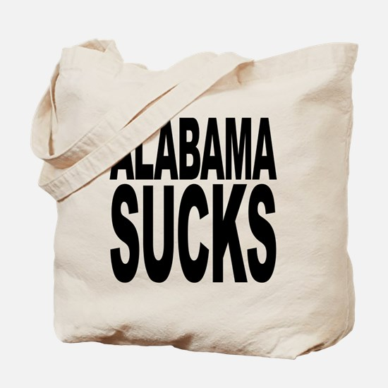 Alabama Sucks Tote Bag
