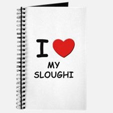 I love MY SLOUGHI Journal