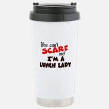Lunch Lady Stainless Steel Travel Mug