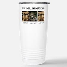 Meercats Travel Mug