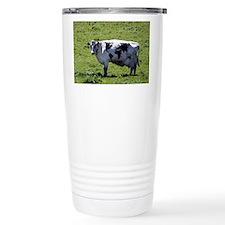 World Cow Ceramic Travel Mug