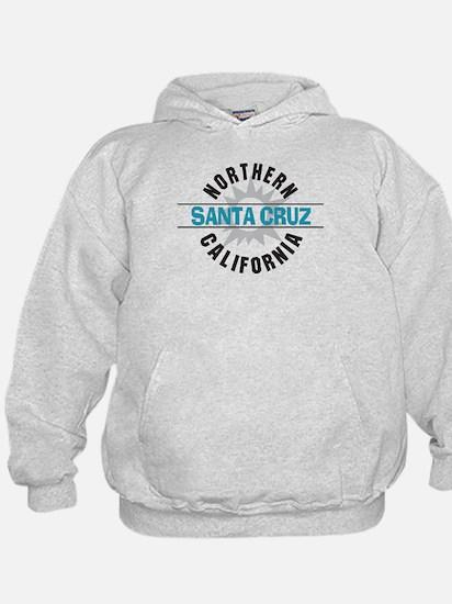 Santa Cruz California Hoodie