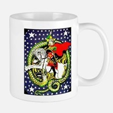 Trotsky Slaying the Dragon Mug