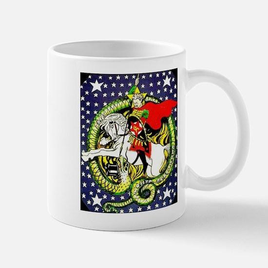 Trotsky Slaying the Dragon Mug