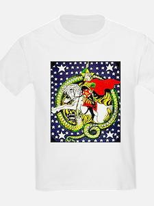 Trotsky Slaying the Dragon T-Shirt