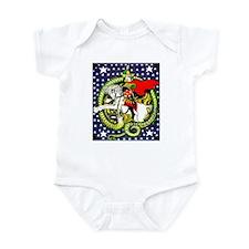 Trotsky Slaying the Dragon Infant Bodysuit