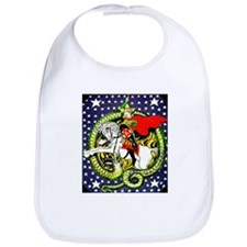 Trotsky Slaying the Dragon Bib
