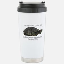 Valuable Pet Lesson #7 Stainless Steel Travel Mug
