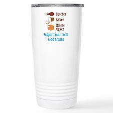 Food Artisan Travel Coffee Mug