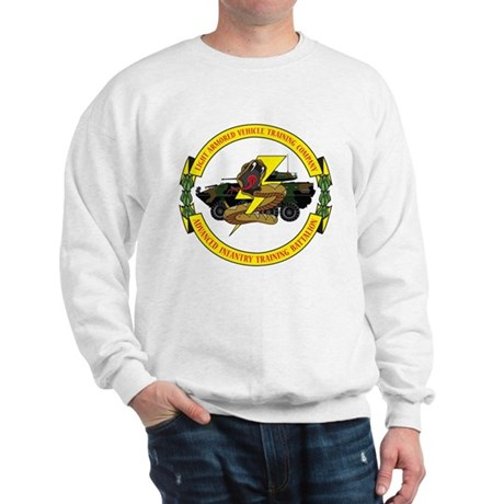 Sweatshirt Armored Vehicle Advanced Infantry