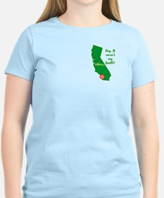 California Earthquake T-Shirt