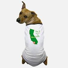 California Earthquake Dog T-Shirt