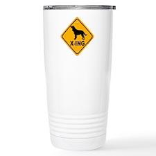 AWS X-ing Travel Mug