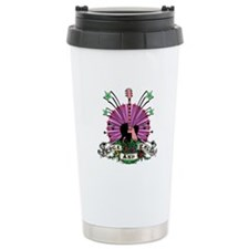 Rock and Roll Thermos Mug