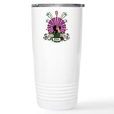 Rock and Roll Travel Mug
