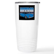Old Hotrod Car Travel Coffee Mug
