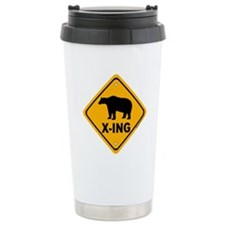 Bear X-ing Travel Mug