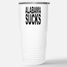 Alabama Sucks Travel Mug