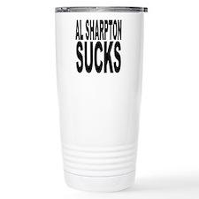 Al Sharpton Sucks Travel Mug