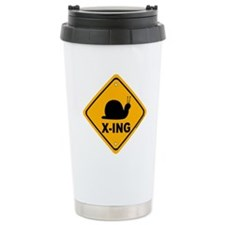 Snail X-ing Travel Mug