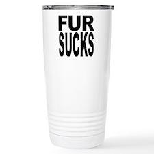 Fur Sucks Travel Mug