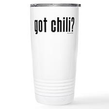 got chili? Travel Mug