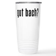 got bach? Travel Mug