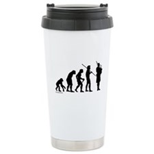 Bagpipe Evolution Travel Mug