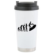 Jet Ski Evolution Travel Mug