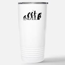 Thinker Evolution Thermos Mug