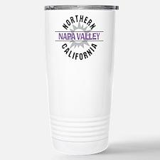 Napa Valley California Travel Mug
