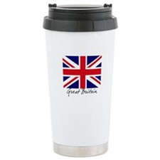 British Flag Travel Coffee Mug