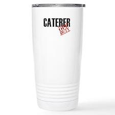 Off Duty Caterer Travel Mug