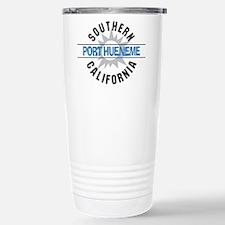 Port Hueneme California Travel Mug