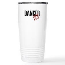Off Duty Dancer Travel Mug