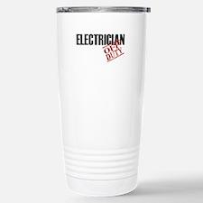 Off Duty Electrician Travel Mug