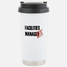 Off Duty Facilities Manager Travel Mug
