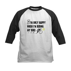 Only Happy Riding Tee
