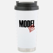 Off Duty Model Travel Mug