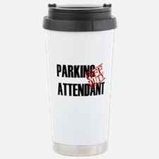 Off Duty Parking Attendant Travel Mug