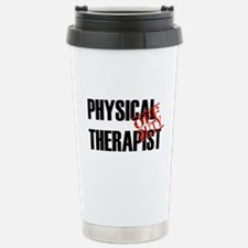 Off Duty Physical Therapist Travel Mug