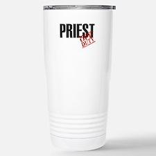 Off Duty Priest Travel Mug