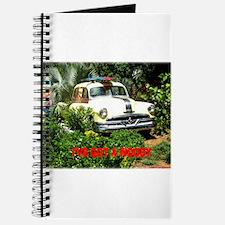 I've Got A Woody Journal