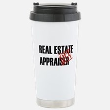 Off Duty Real Estate Appraise Stainless Steel Trav