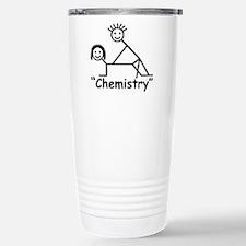 """""""Chemistry"""" Travel Mug"""