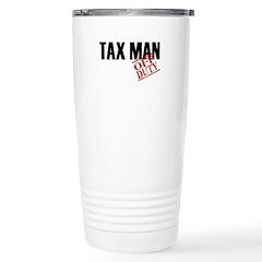 Off Duty Tax Man Travel Mug