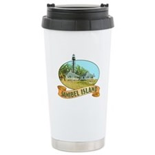 Sanibel Lighthouse - Travel Mug